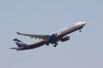 Tango Alphaさんが、成田国際空港で撮影したアエロフロート・ロシア航空 A330-343Xの航空フォト(写真)
