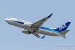 遠森一郎さんが、福岡空港で撮影した全日空 737-781の航空フォト(写真)