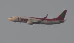 kenko.sさんが、成田国際空港で撮影したティーウェイ航空 737-8Q8の航空フォト(写真)
