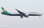RINA-200さんが、小松空港で撮影したエバー航空 777-36N/ERの航空フォト(写真)