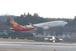 ショウさんが、成田国際空港で撮影した海南航空 737-84Pの航空フォト(写真)