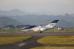 prado120さんが、静岡空港で撮影したホンダ・エアクラフト・カンパニー HA-420 HondaJetの航空フォト(写真)
