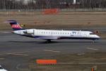 harahara555さんが、新千歳空港で撮影したアイベックスエアラインズ CL-600-2C10 Regional Jet CRJ-702の航空フォト(写真)