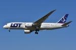 islandsさんが、成田国際空港で撮影したLOTポーランド航空 787-8 Dreamlinerの航空フォト(写真)