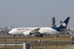m_aereo_iさんが、成田国際空港で撮影したアエロメヒコ航空 767-25D/ERの航空フォト(飛行機 写真・画像)