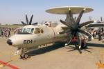 swamp foxさんが、厚木飛行場で撮影したアメリカ海軍 E-2D Advanced Hawkeyeの航空フォト(写真)