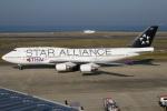 たみぃさんが、中部国際空港で撮影したタイ国際航空 747-4D7の航空フォト(写真)