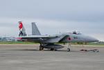 hirohiro77さんが、千歳基地で撮影した航空自衛隊 F-15J Eagleの航空フォト(写真)
