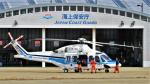 Ocean-Lightさんが、新潟空港で撮影した海上保安庁 AW139の航空フォト(写真)