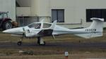otromarkさんが、八尾空港で撮影した日本個人所有 DA42 TwinStarの航空フォト(写真)