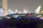 mameshibaさんが、羽田空港で撮影したグローバル・ジェット・オーストリア 737-7HE BBJの航空フォト(写真)