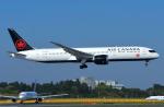 なかよし号さんが、成田国際空港で撮影したエア・カナダ 787-9の航空フォト(写真)