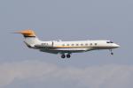 たまさんが、羽田空港で撮影したWILMINGTON TRUST CO TRUSTEE Gulfstream G650ER (G-VI)の航空フォト(写真)
