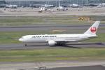 AntonioKさんが、羽田空港で撮影した日本航空 767-346/ERの航空フォト(写真)
