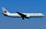 なかよし号さんが、成田国際空港で撮影したエア・カナダ 767-375/ERの航空フォト(写真)
