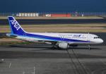 雲霧さんが、羽田空港で撮影した全日空 A320-211の航空フォト(写真)