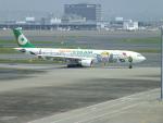 エルさんが、羽田空港で撮影したエバー航空 A330-302Xの航空フォト(写真)