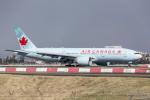 Y-Kenzoさんが、シドニー国際空港で撮影したエア・カナダ 777-233/LRの航空フォト(写真)