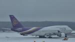 Take51さんが、新千歳空港で撮影したタイ国際航空 747-4D7の航空フォト(写真)