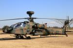 ちゅういちさんが、習志野演習場で撮影した陸上自衛隊 AH-64Dの航空フォト(写真)