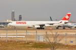 sukiさんが、成田国際空港で撮影したスイスインターナショナルエアラインズ A340-313Xの航空フォト(写真)