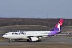Take51さんが、新千歳空港で撮影したハワイアン航空 A330-243の航空フォト(写真)