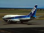 エルさんが、新潟空港で撮影した全日空 737-281/Advの航空フォト(写真)