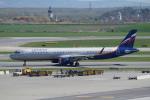 pringlesさんが、ウィーン国際空港で撮影したアエロフロート・ロシア航空 A321-211の航空フォト(写真)