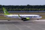 delawakaさんが、熊本空港で撮影したソラシド エア 737-81Dの航空フォト(写真)