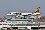 kiraboshi787さんが、福岡空港で撮影したタイガーエア台湾 A320-232の航空フォト(写真)