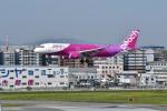 kiraboshi787さんが、福岡空港で撮影したピーチ A320-214の航空フォト(写真)