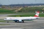 pringlesさんが、ウィーン国際空港で撮影したオーストリア航空 A321-211の航空フォト(写真)