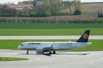 pringlesさんが、ウィーン国際空港で撮影したルフトハンザドイツ航空 A320-271Nの航空フォト(写真)