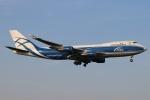 タンちゃんさんが、成田国際空港で撮影したエアブリッジ・カーゴ・エアラインズ 747-4EVF/ER/SCDの航空フォト(写真)