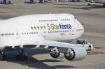 amagoさんが、羽田空港で撮影したルフトハンザドイツ航空 747-830の航空フォト(写真)