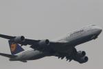 imosaさんが、羽田空港で撮影したルフトハンザドイツ航空 747-830の航空フォト(写真)