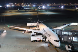 らむえあたーびんさんが、羽田空港で撮影したニュージーランド航空 787-9の航空フォト(飛行機 写真・画像)