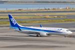 panchiさんが、羽田空港で撮影した全日空 737-881の航空フォト(写真)