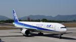 オキシドールさんが、広島空港で撮影した全日空 777-381の航空フォト(写真)