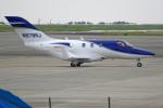 apphgさんが、静岡空港で撮影したウェルズ・ファーゴ・バンク・ノースウェスト HA-420 HondaJetの航空フォト(写真)