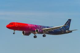 LAX Spotterさんが、ロサンゼルス国際空港で撮影したアラスカ航空 A321-253Nの航空フォト(写真)