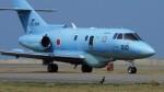 Ocean-Lightさんが、新潟空港で撮影した航空自衛隊 U-125A(Hawker 800)の航空フォト(写真)