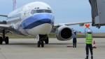 Ocean-Lightさんが、能登空港で撮影したチャイナエアライン 737-809の航空フォト(写真)