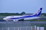 パンダさんが、成田国際空港で撮影したANAウイングス 737-54Kの航空フォト(飛行機 写真・画像)
