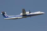 ゴンタさんが、福岡空港で撮影したANAウイングス DHC-8-402Q Dash 8の航空フォト(写真)