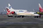 yabyanさんが、ドモジェドヴォ空港で撮影したラスライン CL-600-2B19 Regional Jet CRJ-200ERの航空フォト(飛行機 写真・画像)