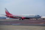 yabyanさんが、ドモジェドヴォ空港で撮影したロシア航空 737-8LJの航空フォト(写真)