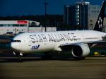 万華鏡AIRLINESさんが、成田国際空港で撮影した全日空 777-381/ERの航空フォト(写真)