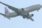 senchouさんが、羽田空港で撮影した日本航空 737-846の航空フォト(写真)