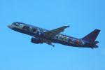 yabyanさんが、ドモジェドヴォ空港で撮影したブリュッセル航空 A320-214の航空フォト(写真)